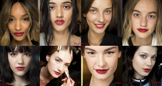 Spring Summer Beauty Trends 2015