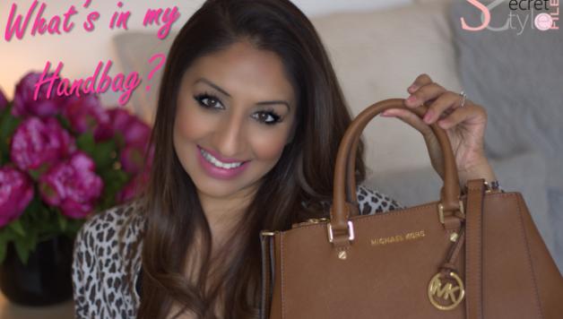 What's in My Handbag ♥ Updated