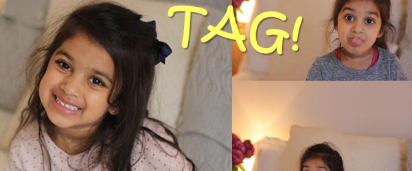 Toddler TAG